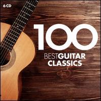100 Best Guitar Classics [Warner Classics] - Alexandre Lagoya (guitar); Andrés Segovia (guitar); Angel Romero (guitar); Carlos Bonell (guitar);...