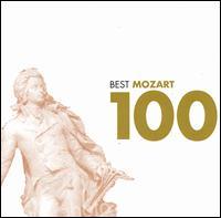 100 Best Mozart - Agnes Baltsa (mezzo-soprano); Alban Berg Quartet; Aldo Ciccolini (piano); Alexander Lonquich (piano);...