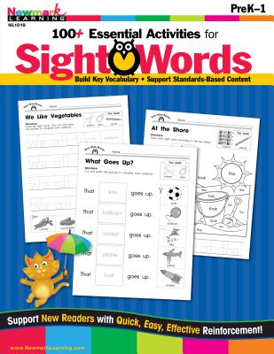 100+ Essential Activities for Sight Words Prek-1 - Newmark Learning