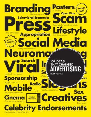 100 Ideas That Changed Advertising - Veksner, Simon