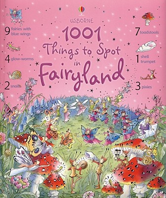 1001 Things to Spot in Fairyland - Doherty, Gillian