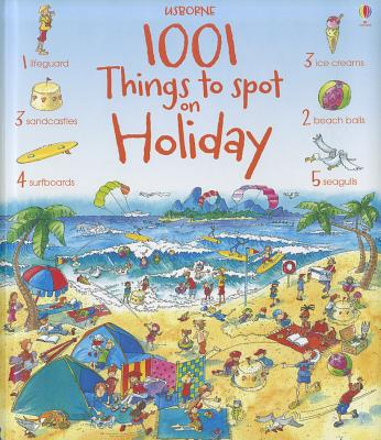 1001 Things to Spot on Holiday - Maskell, Hazel