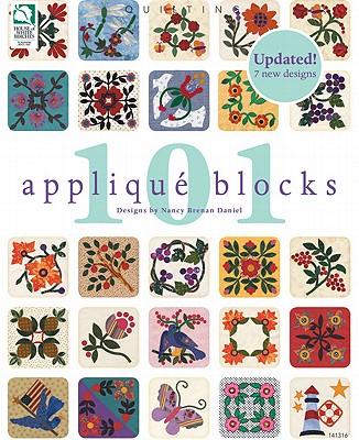 101 Applique Blocks - Daniel, Nancy Brenan