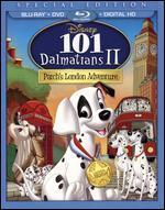 101 Dalmatians II: Patch's London Adventure [2 Discs] [Special Edition] [Blu-ray/DVD]