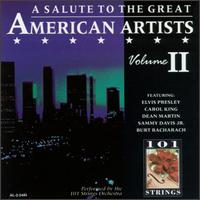 101 Strings Salutes the Great American Artists, Vol. 2 - 101 Strings Orchestra