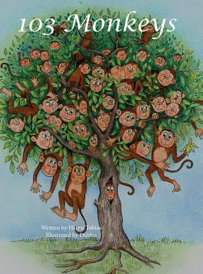 103 Monkeys: A Collection of Poems for Children - Tobias, Harris