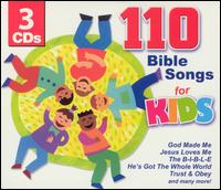 110 Bible Songs for Kids - The Countdown Kids