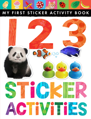 123 Sticker Activities - Litton, Jonathan, and Tiger Tales (Compiled by)