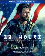13 Hours: The Secret Soldiers of Benghazi [Blu-ray/DVD] - Michael Bay
