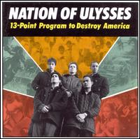 13-Point Program to Destroy America - The Nation of Ulysses