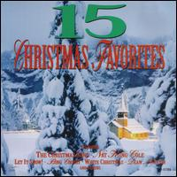 15 Christmas Favorites [Capital] - Various Artists