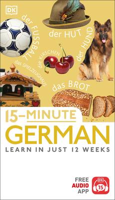15-Minute German - DK