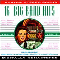 16 Big Band Hits, Vol. 2 - Various Artists