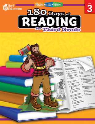 180 Days of Reading for Third Grade: Practice, Assess, Diagnose - Dugan, Christine