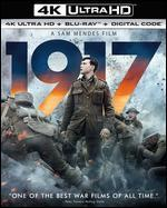 1917 [Includes Digital Copy] [4K Ultra HD Blu-ray/Blu-ray]