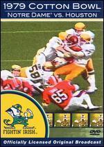 1979 Cotton Bowl: Notre Dame vs. Houston