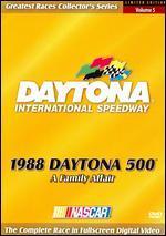 1988 Datyona 500: A Family Affair