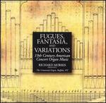 19th Century American Concert Organ Music