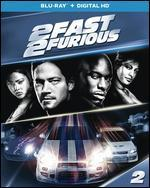 2 Fast 2 Furious: With Movie Reward [Includes Digital Copy] [UltraViolet] [Blu-ray] [2 Discs]
