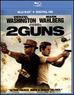 2 Guns [Includes Digital Copy] [UltraViolet] [Blu-ray/DVD] [2 Discs] - Baltasar Kormákur