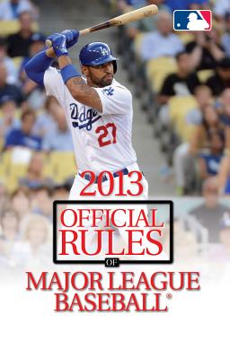 2013 Official Rules of Major League Baseball - Books, Triumph