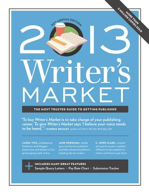 2013 Writer's Market - Brewer, Robert Lee (Editor)