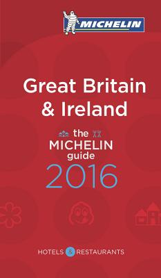 2016 Red Guide Great Britain & Ireland - Michelin