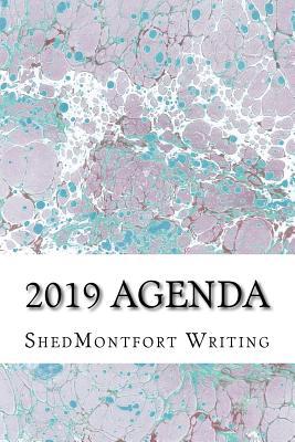 2019 Agenda - Writing, Shedmontfort
