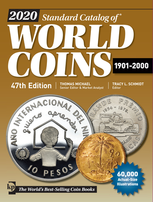 2020 Standard Catalog of World Coins 1901-2000 - Michael, Thomas (Editor), and Schmidt, Tracy L (Editor)