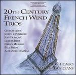 20th Century French Wind Trios