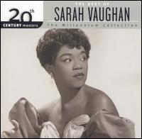 20th Century Masters: The Best of Sarah Vaughan - Sarah Vaughan