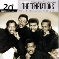 20th Century Masters: The Millennium Collection:  Best of the Temptations, Vol. 2 - The - The Temptations