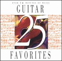 25 Guitar Favorites - Carlos Montoya (foot stomping); Carlos Montoya (guitar); Carlos Montoya (clapping); Karl Scheit (guitar);...