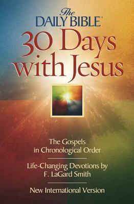 30 Days with Jesus - Smith, F. LaGard