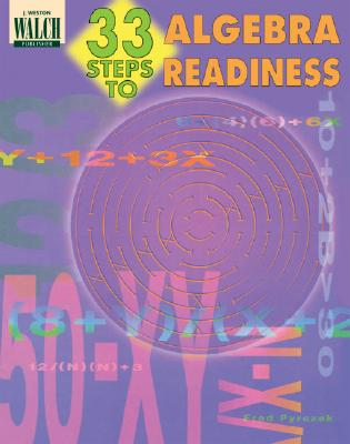 33 Steps to Algebra Readiness - Pyrczak, Fred