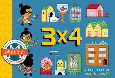 3x4: Toon Level 1 - Brunetti, Ivan, Mr.