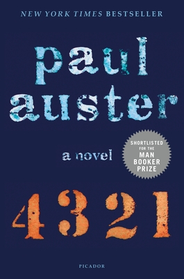 4 3 2 1 - Auster, Paul
