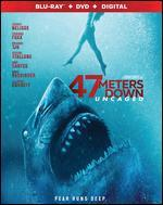47 Meters Down: Uncaged [Includes Digital Copy] [Blu-ray/DVD]