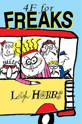 4f for Freaks - Hobbs, Leigh