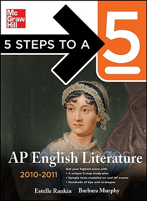 5 Steps to a 5 AP English Literature - Rankin, Estelle, and Murphy, Barbara L