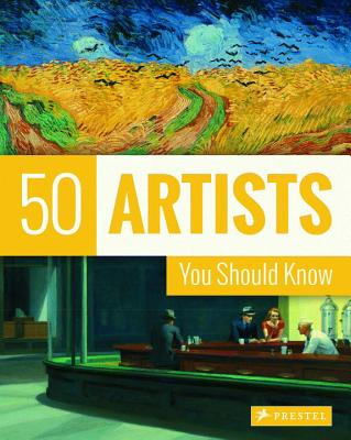 50 Artists You Should Know - Koster, Thomas