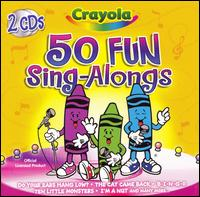 50 Fun Sing-Alongs - The Countdown Kids