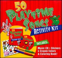 50 Playtime Songs - Various Artists