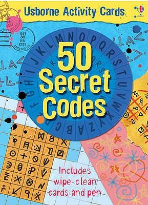 50 Secret Codes - Bone, Emily