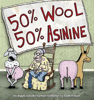 50% Wool, 50% Asinine: An Argyle Sweater Collection - Hilburn, Scott