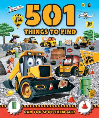 501 JCB Mega Machines to Find -