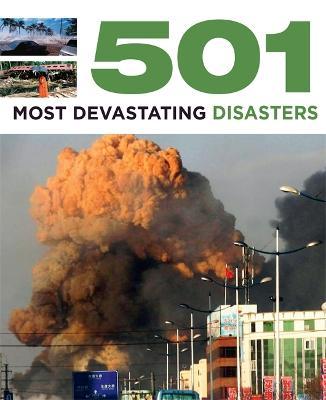 501 Most Devastating Disasters - Backhouse, Fid, and Oliver, Sal