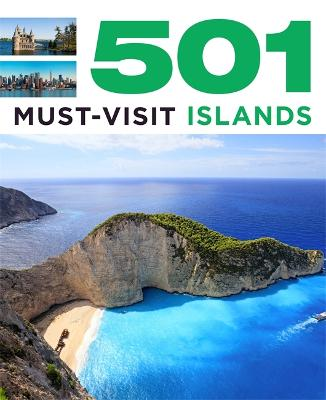 501 Must-Visit Islands - Brown, D., and Brown, J., and Findlay, A.