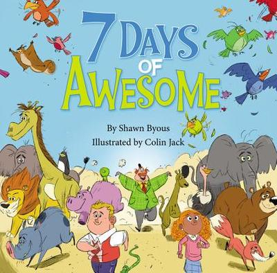 7 Days of Awesome: A Creation Tale - Byous, Shawn