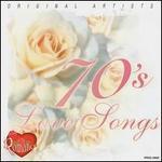 70's Love Songs [Madacy]